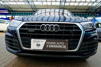 Audi Q5 3Lata GWARANCJA 1WŁ Kraj Bezwypadkowy 190KM 4x4 QUATTRO FV23% 4x2