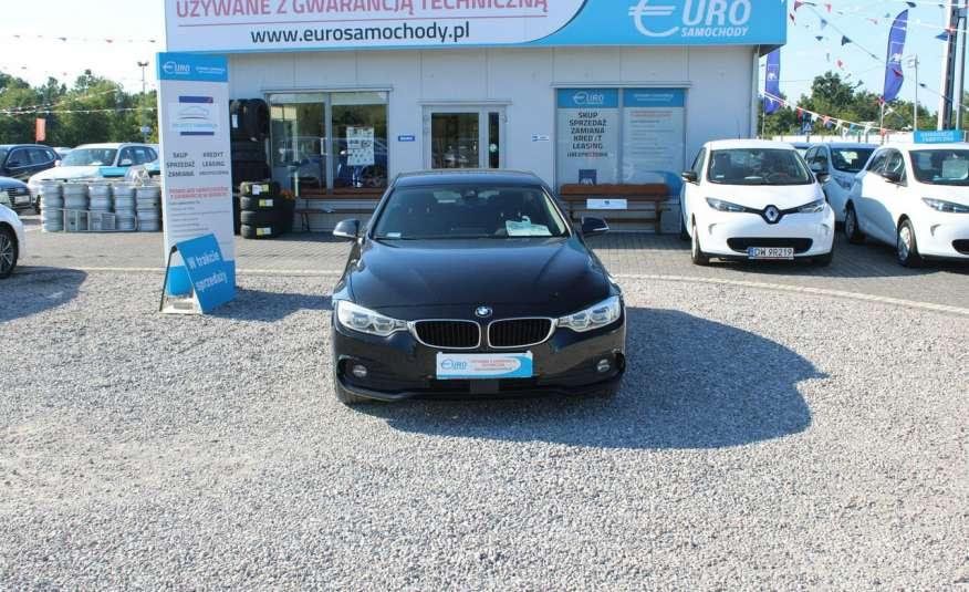 BMW 420 F-Vat, Gwarancja, Salon PL, Automat, NAVI X-drive zdjęcie 1