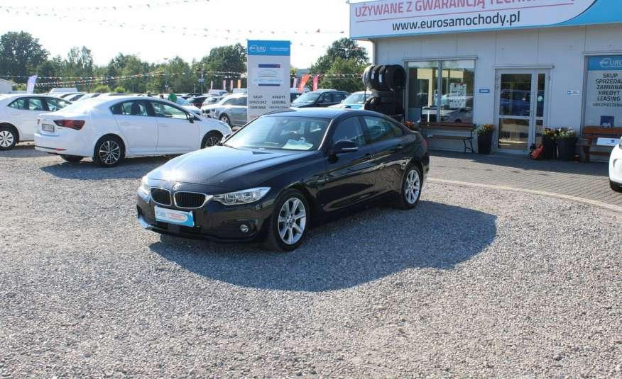BMW 420 F-Vat, Gwarancja, Salon PL, Automat, NAVI X-drive zdjęcie 2