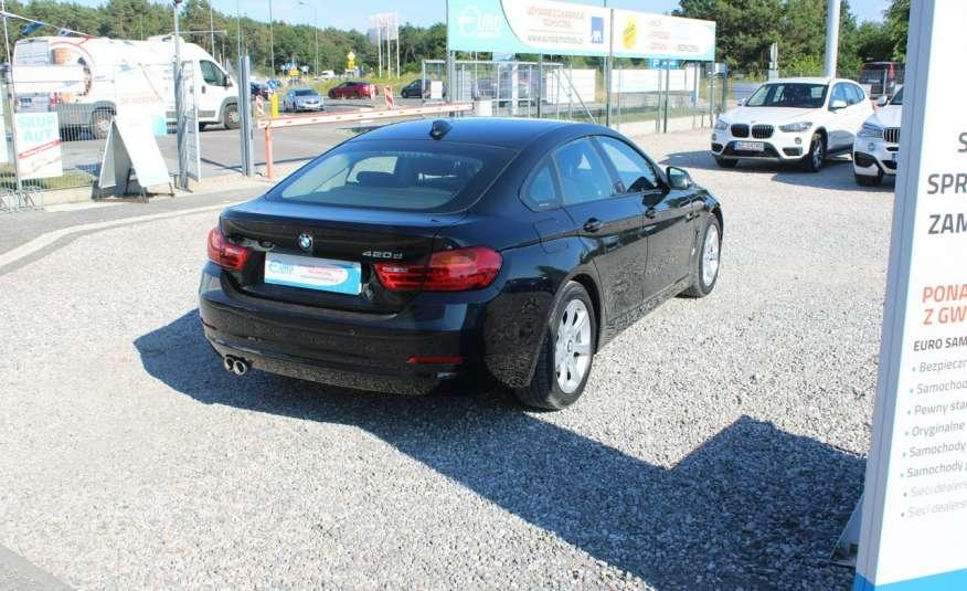 BMW 420 F-Vat, Gwarancja, Salon PL, Automat, NAVI X-drive zdjęcie 3