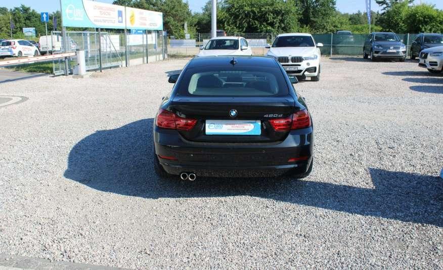 BMW 420 F-Vat, Gwarancja, Salon PL, Automat, NAVI X-drive zdjęcie 4