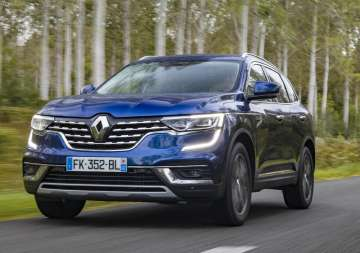 Renault RENAULT Koleos 2.0 Blue dCi Initiale Paris 4x4 X-Tronic