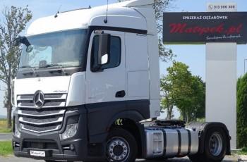 Mercedes ACTROS 1845 / STREAM SPACE / I-COOL / ACC / 2018 ROK / POLSKI SALON / OPONY 100 % /