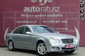 Mercedes E 200 Benzyna / 183 KM / Automat / Bezwypadkowy - Bez grama korozji