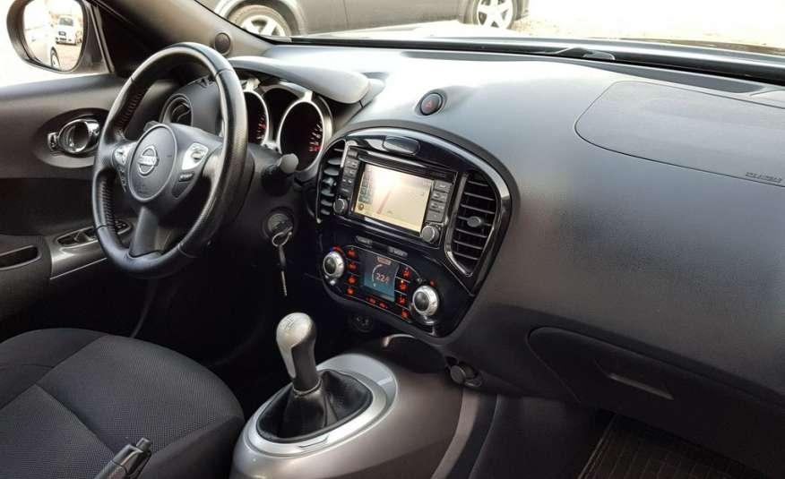 Nissan Juke 1.6 Ben Serwis 117 KM zdjęcie 7
