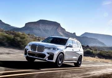 BMW BMW X7 M50i sport-aut