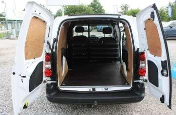 Peugeot Partner F-Vat, Gwarancja, Salon PL, I-właściciel, LONG, Czujniki Parkowania