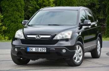 """Honda CR-V 2.0i(150KM) Executive I właściciel Alu 17""""ASO Honda"""
