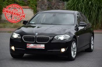 BMW 520 520d 184KM Manual XI.2010r. Skóra XENON NAVi 2xPDC Polecam