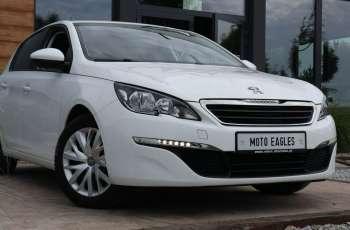 Peugeot 308 |opłacony | PIĘKNY I ZADBANY hatchback