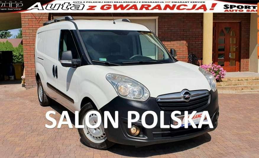 Opel Combo MAXI L2, 1.6 CDTI 105 KM, VAT-1, Salon PL, I WŁ, Gwarancja, leasing zdjęcie 1