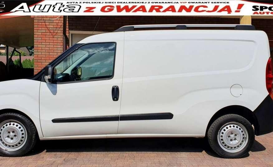 Opel Combo MAXI L2, 1.6 CDTI 105 KM, VAT-1, Salon PL, I WŁ, Gwarancja, leasing zdjęcie 6