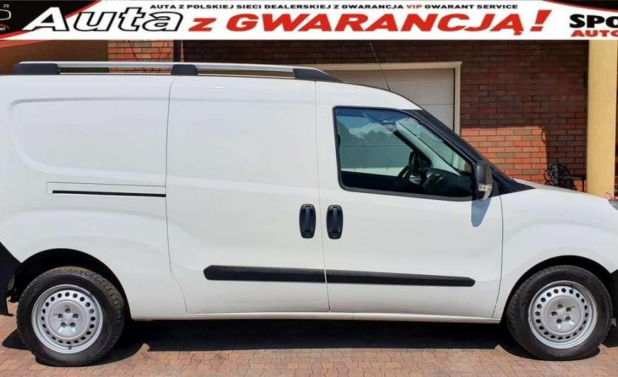 Opel Combo MAXI L2, 1.6 CDTI 105 KM, VAT-1, Salon PL, I WŁ, Gwarancja, leasing zdjęcie 7