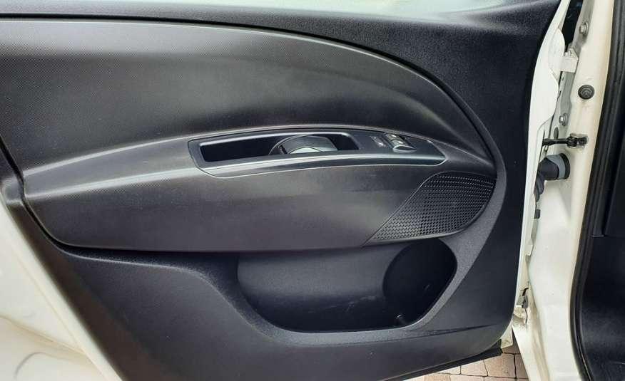 Opel Combo MAXI L2, 1.6 CDTI 105 KM, VAT-1, Salon PL, I WŁ, Gwarancja, leasing zdjęcie 17