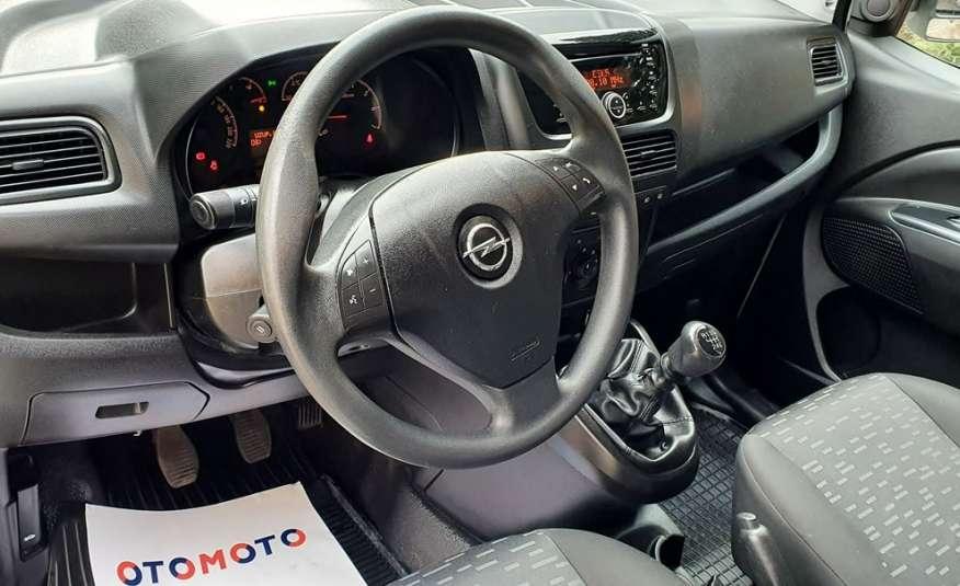 Opel Combo MAXI L2, 1.6 CDTI 105 KM, VAT-1, Salon PL, I WŁ, Gwarancja, leasing zdjęcie 20