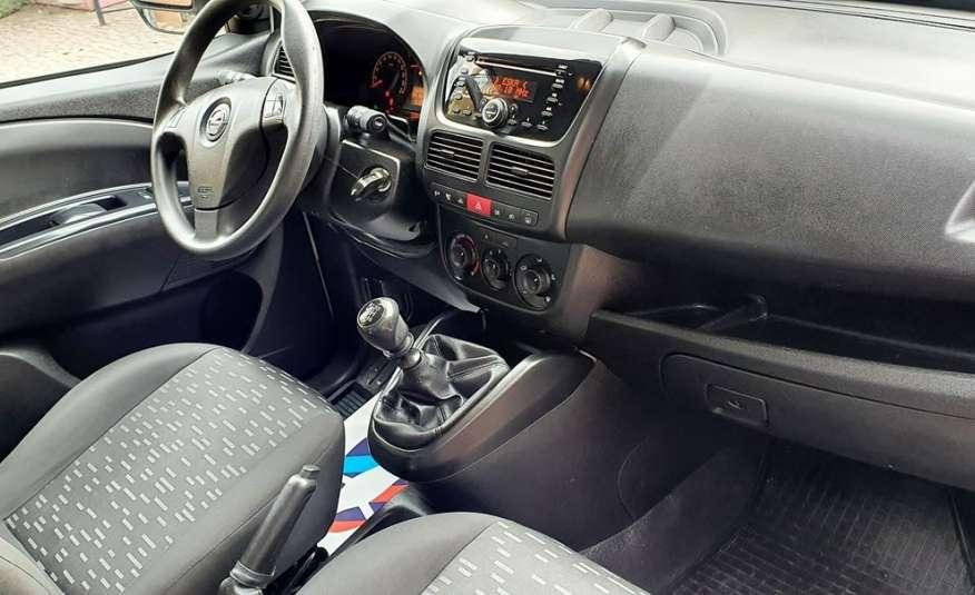 Opel Combo MAXI L2, 1.6 CDTI 105 KM, VAT-1, Salon PL, I WŁ, Gwarancja, leasing zdjęcie 21