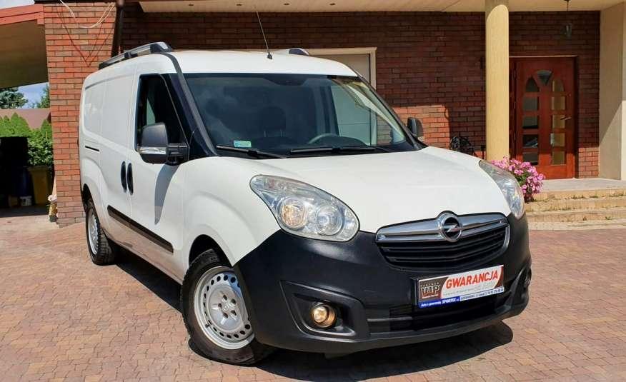 Opel Combo MAXI L2, 1.6 CDTI 105 KM, VAT-1, Salon PL, I WŁ, Gwarancja, leasing zdjęcie 37