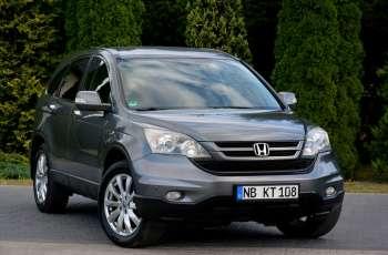 Honda CR-V 2.0i(150KM) Executive Lift Skóry I Włłaściciel 2xParkt. ASO Honda