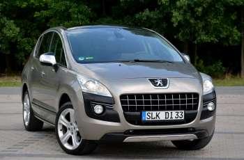 "Peugeot 3008 2.0HDI(150KM) Xenon Navi Panorama Head Up 2xParktr. Alu 18""ASO"