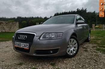 Audi A6 2.4 V6 177KM # Manual # Climatronic # Navi # Skóra