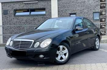 Mercedes E 200 I Właściciel