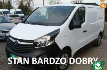 Opel Vivaro 1.6 CDTI 115 kM bardzo ładny, klimatyzacja, nawigacja
