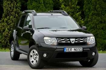 "Dacia Duster 1.6i(105KM) Lift 68tys .km Reling I Właściciel Alu Felgi 16""ASO Dacia"