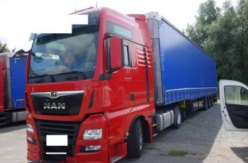 MAN TGX 460