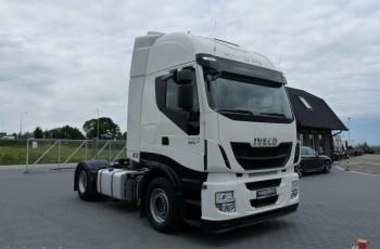 Iveco STRALIS 420 / EURO 6 / 180 TYS KM /