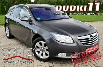 Opel Insignia 2.0d Xenon, Skóry, Navi, Automat, EL, Klapa.Fotele z pamięcią