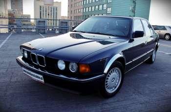 BMW 730 3.0 Benzyna 188KM Manual Klima Alufelgi RARYTAS