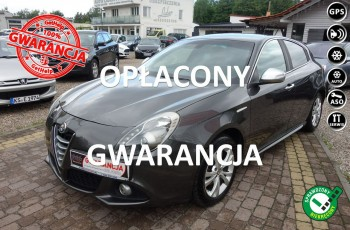 Alfa Romeo Giulietta 1..6 JTDM 105KM Brązowe skóry NAVI Ledy Czarny sufit Zamiana Gwarancja