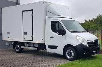 Opel Movano MASTER KONTENER 8EP 4.21x2.11x2.2 KLIMA TEMPOMAT KRAJOWY I-WŁAŚCICIEL
