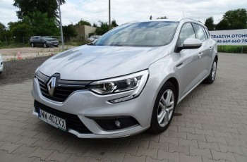 Renault Megane 1.5 dCi Zen Salon PL 1 wł ASO FV23%