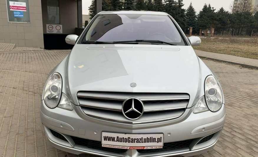 Mercedes R 500 5.0 benz. Automat 4Matic 6osób Europa zdjęcie 7