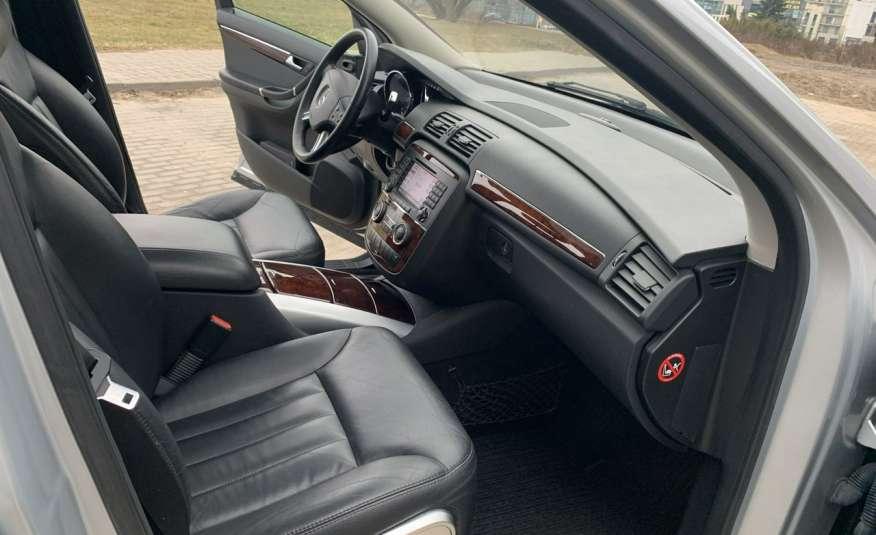 Mercedes R 500 5.0 benz. Automat 4Matic 6osób Europa zdjęcie 8