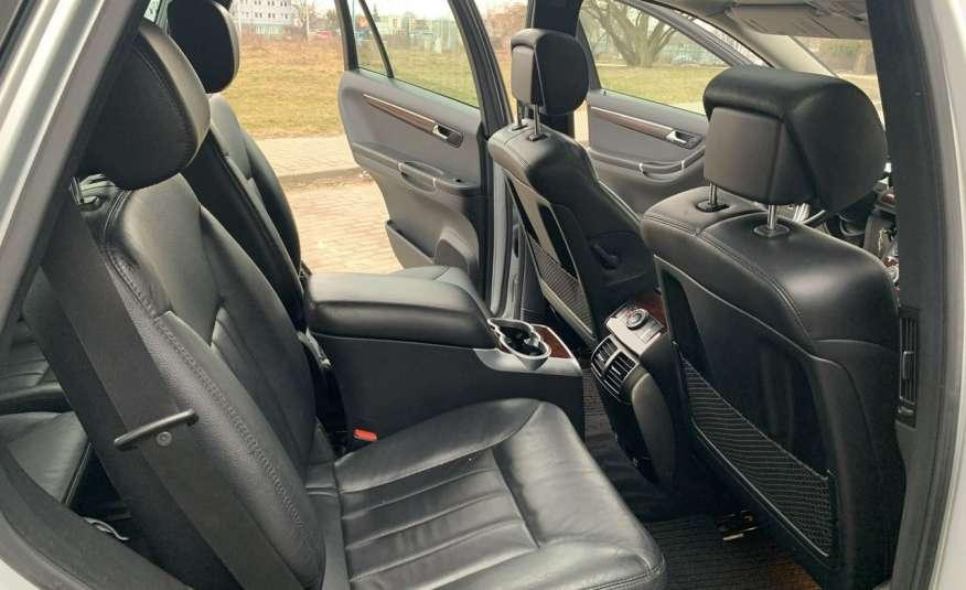 Mercedes R 500 5.0 benz. Automat 4Matic 6osób Europa zdjęcie 10