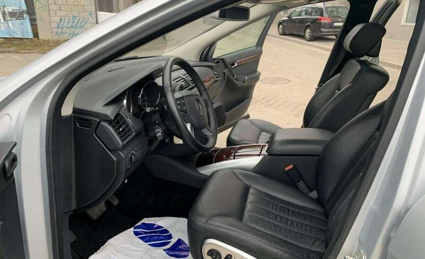 Mercedes R 500 5.0 benz. Automat 4Matic 6osób Europa zdjęcie 17