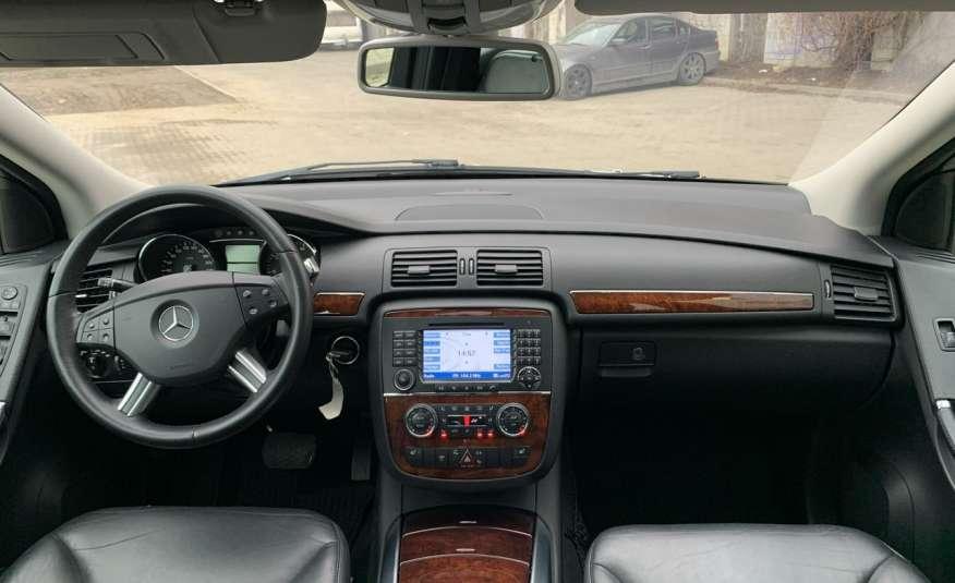 Mercedes R 500 5.0 benz. Automat 4Matic 6osób Europa zdjęcie 21