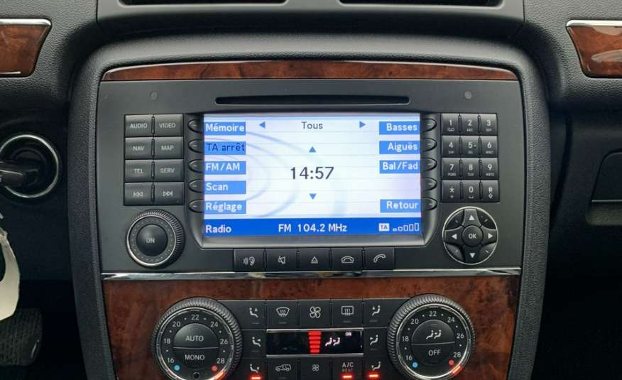 Mercedes R 500 5.0 benz. Automat 4Matic 6osób Europa zdjęcie 23