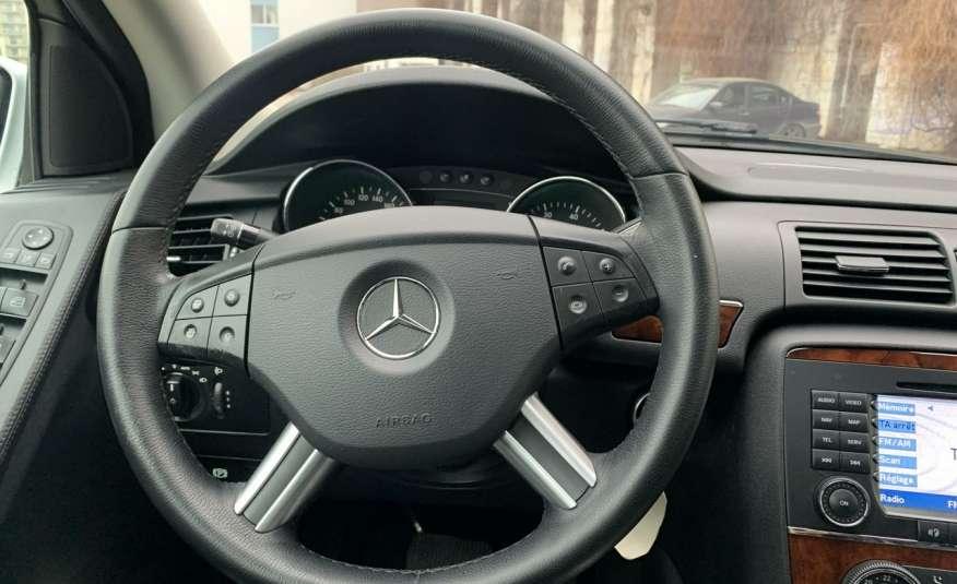 Mercedes R 500 5.0 benz. Automat 4Matic 6osób Europa zdjęcie 25