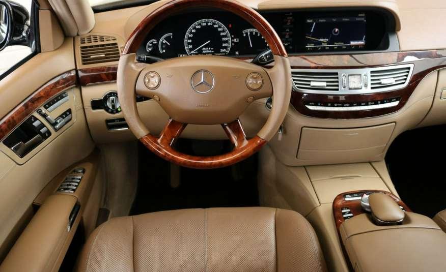 Mercedes S 350 S 350 Long, Bogate Wyposażenie, zdjęcie 4