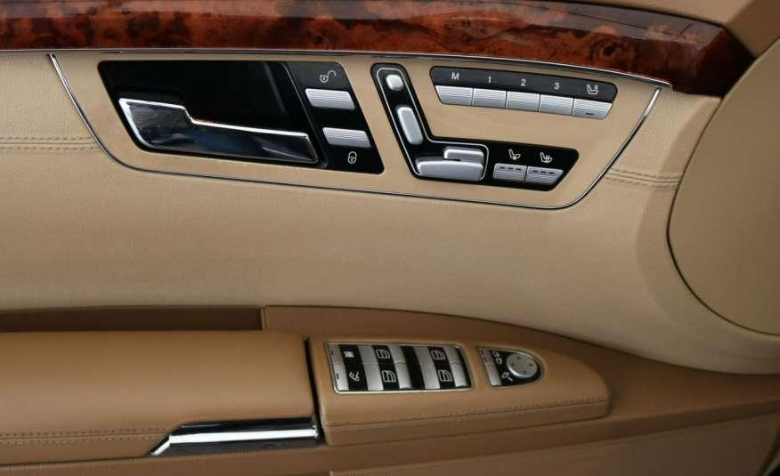 Mercedes S 350 S 350 Long, Bogate Wyposażenie, zdjęcie 5