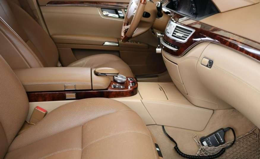 Mercedes S 350 S 350 Long, Bogate Wyposażenie, zdjęcie 6