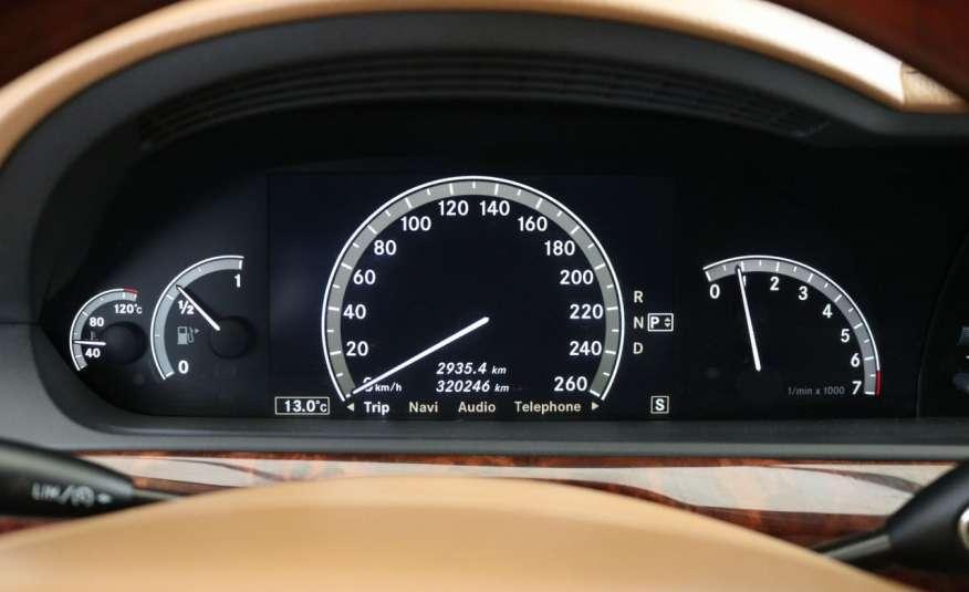 Mercedes S 350 S 350 Long, Bogate Wyposażenie, zdjęcie 7