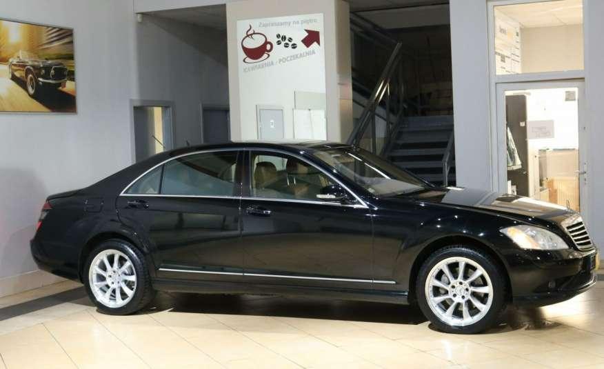 Mercedes S 350 S 350 Long, Bogate Wyposażenie, zdjęcie 11