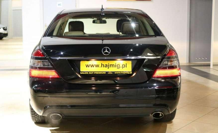 Mercedes S 350 S 350 Long, Bogate Wyposażenie, zdjęcie 12