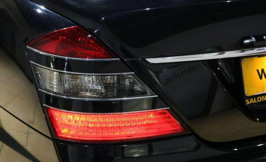 Mercedes S 350 S 350 Long, Bogate Wyposażenie, zdjęcie 13