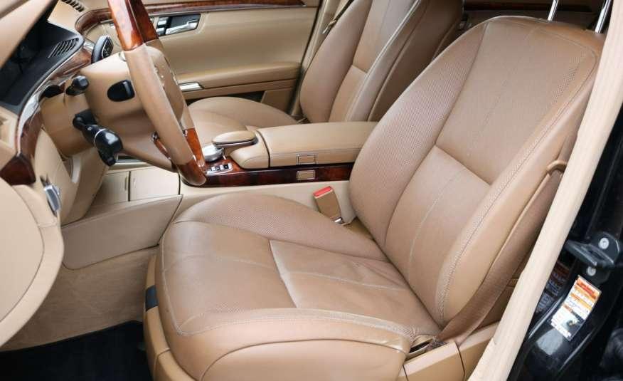 Mercedes S 350 S 350 Long, Bogate Wyposażenie, zdjęcie 14