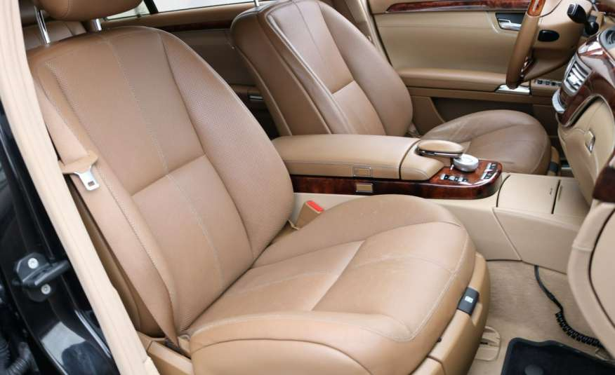 Mercedes S 350 S 350 Long, Bogate Wyposażenie, zdjęcie 15
